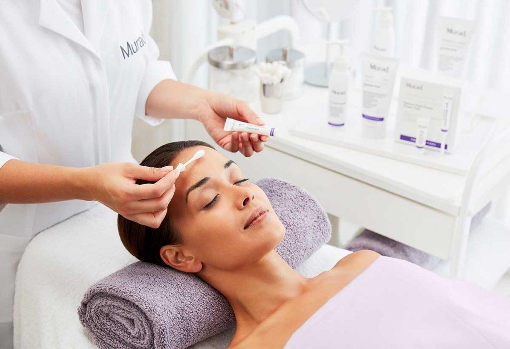 Phương pháp điều trị nám da peeling