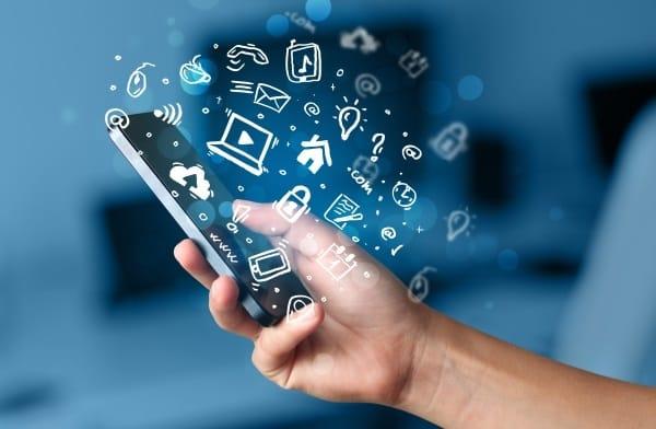 Ánh sáng từ điện thoại di động nhỏ bé nhưng tác hại to lớn
